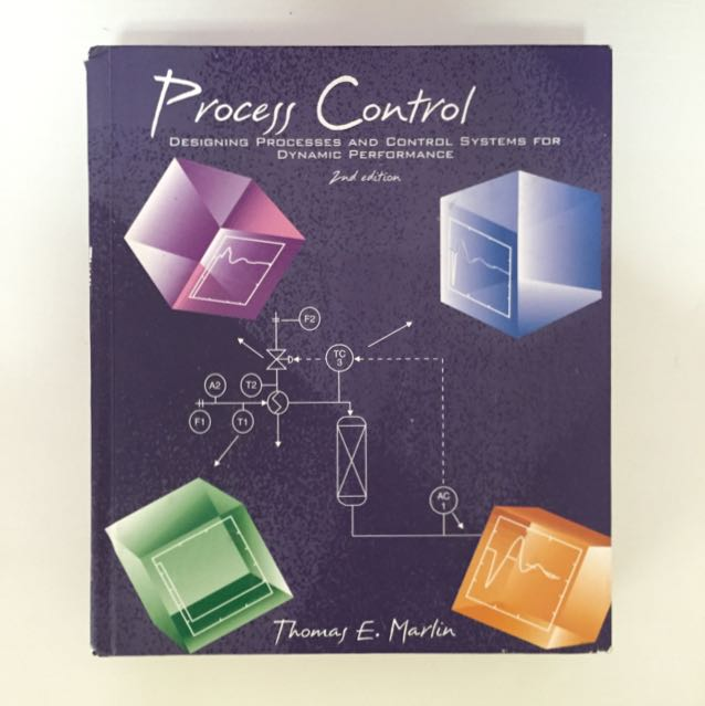 Process Control Designing Processes And Control Systems For Dynamic Performance Books Stationery Textbooks On Carousell