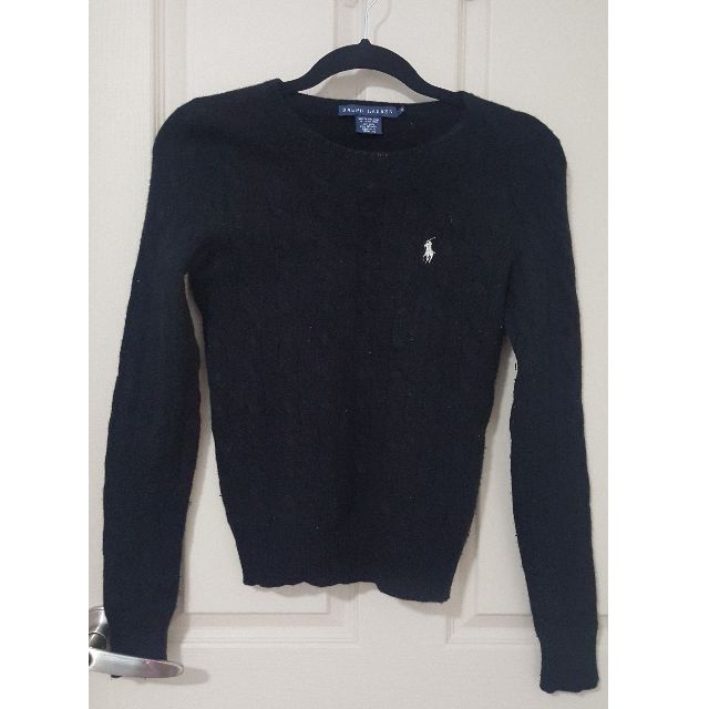 PENDING Ralph Lauren Wool/Cashmere Knit Sweater