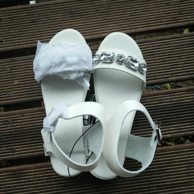 Rubi Shoes - Hollie Chunk Sandal