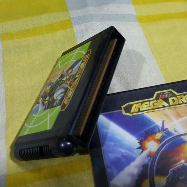 Sega Mega Drive G-Loc Air Battle