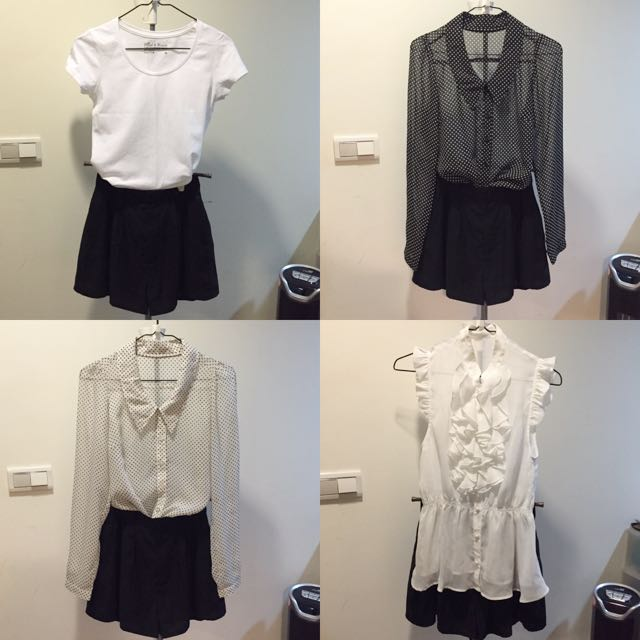 🇯🇵日本SLY  黑色西裝式短褲