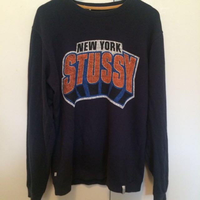 Stussy Sweater - Size Medium