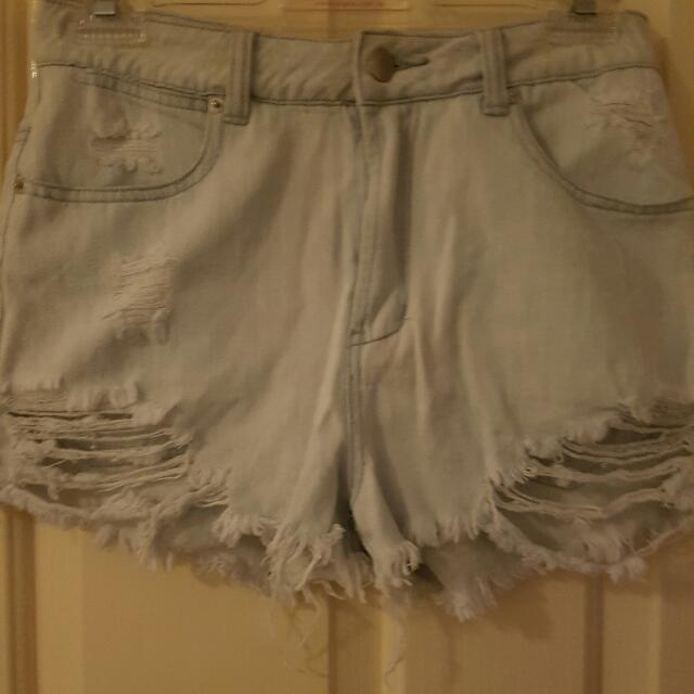Supre Shorts Size Xs