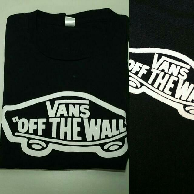 Vans Off The Wall Tee