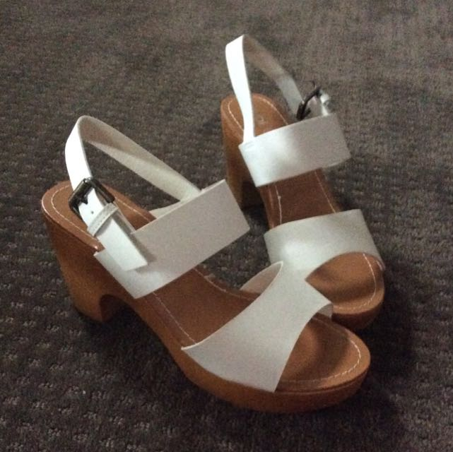 White Rubi Shoes