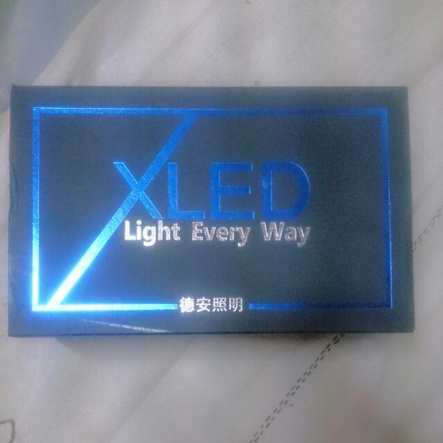 德安照明X-LED機車/魔頭車 車頭燈/車頭照明燈