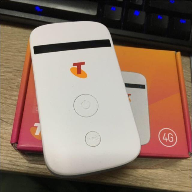 Zte Pocket 4g Lte Wifi Hotspot