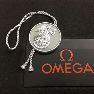 Omega Hang Tag