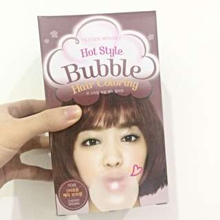 Etude House Hot Style Bubble Hair Colouring #RD05 CHERRY BROWN