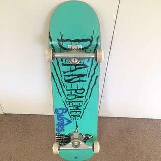 Complete Pro Built Skateboard