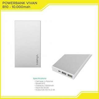 Powerbank Vivan Ori
