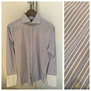 HERRINGBONE Men's Shirt