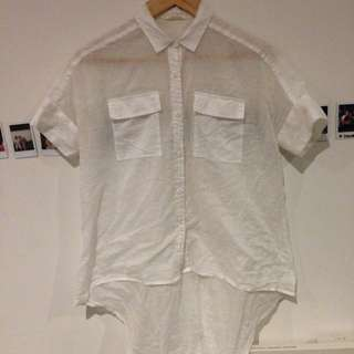 GORMAN button Up Cotton Shirt
