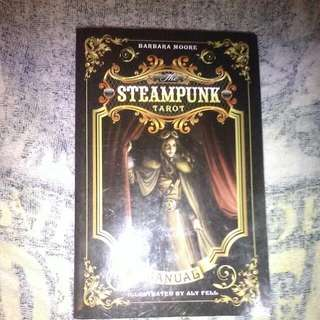 Steam Punk Tarot Manual