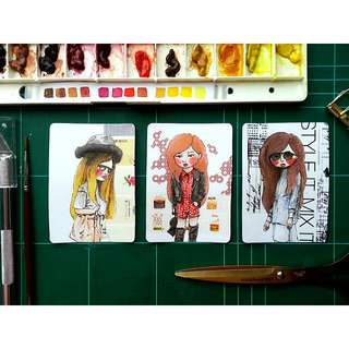 ACEO Collection 04