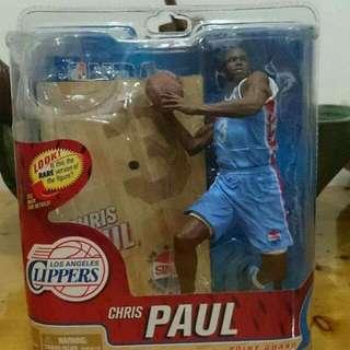 Chris paul cp3 clippers 快艇 快船 麥法蘭 公仔 人偶 變體 nba