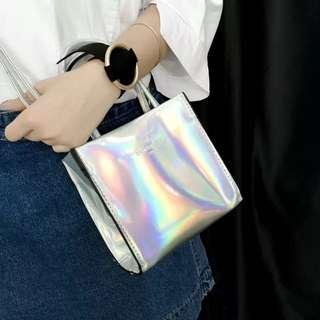 🍬MODA🍬雷射個性手提包