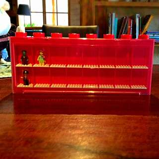 Lego Mini figure Display Stand