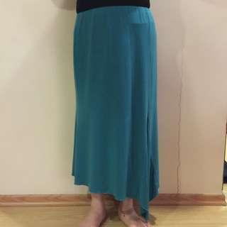 Terquoise Long Skirt 💙