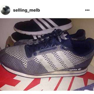 Adidas Zx500 Sneakers