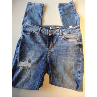 Noisy May Lucy Jeans - Size 10