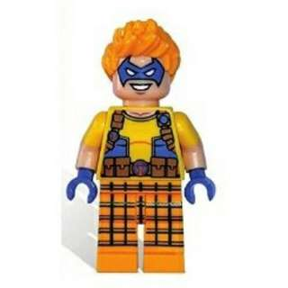 Lego Trickster from DC Comics Super Heroes Justice League
