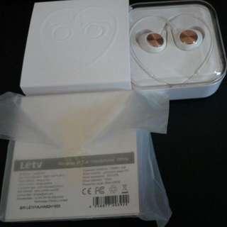 Letv 反戴式耳機 (白色)