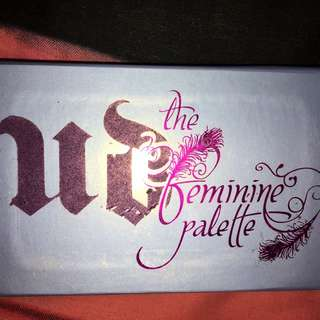 -ON HOLD- Replica Urban Decay Palette