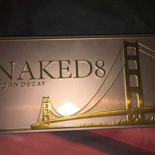 -ON HOLD- Replica Naked Palette
