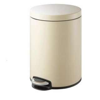 EKO Bin Serene Soft Close Step Bin 20L - Cream
