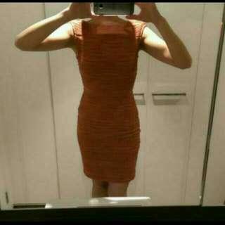 Nicholas Tan Dress. Size S