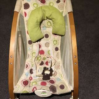 Fisher Price Baby Studio Rocker And Seat