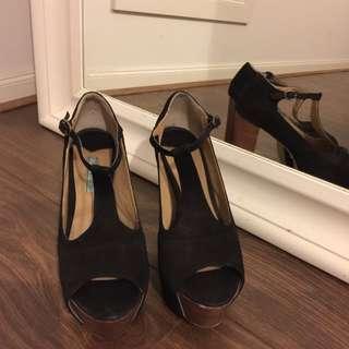 Tony Bianco Platform Heels