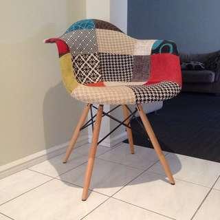Fabric Replica Chair