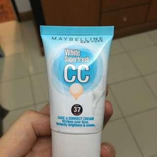 Maybelline Super Fresh Cc Cream