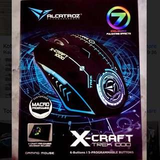 X-Craft Trek 1000 Gaming Mouse