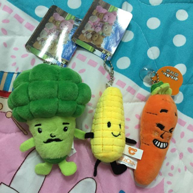 👉蔬果娃娃