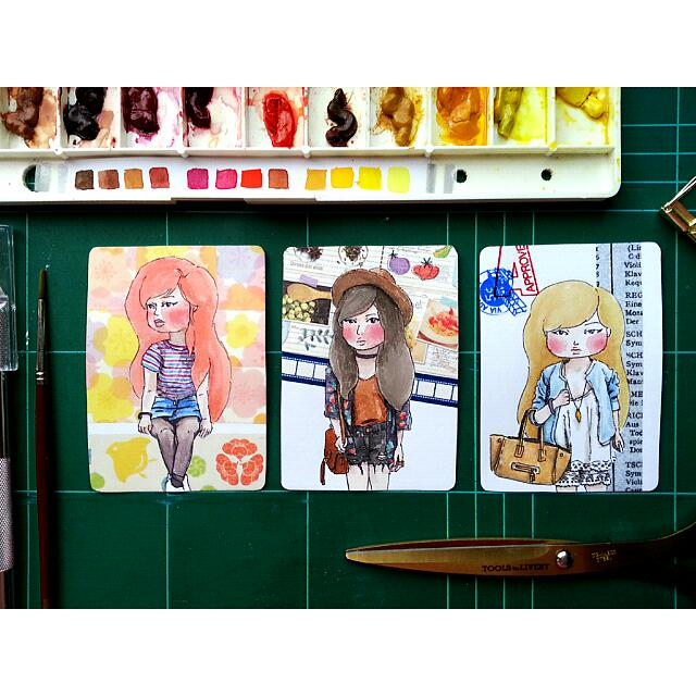 ACEO Collection 02