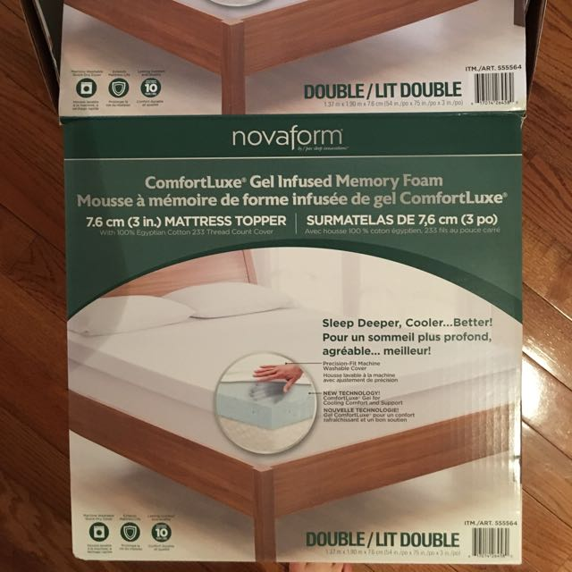 Bed Memory Foam