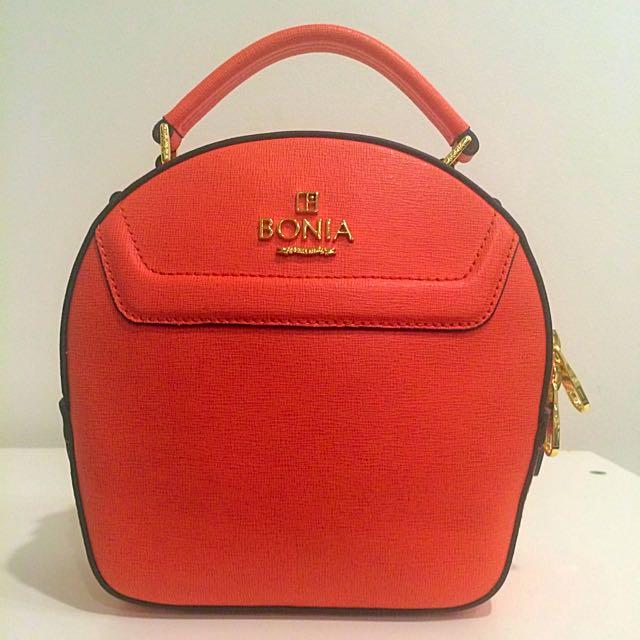 Bonia Bag with attachable strap