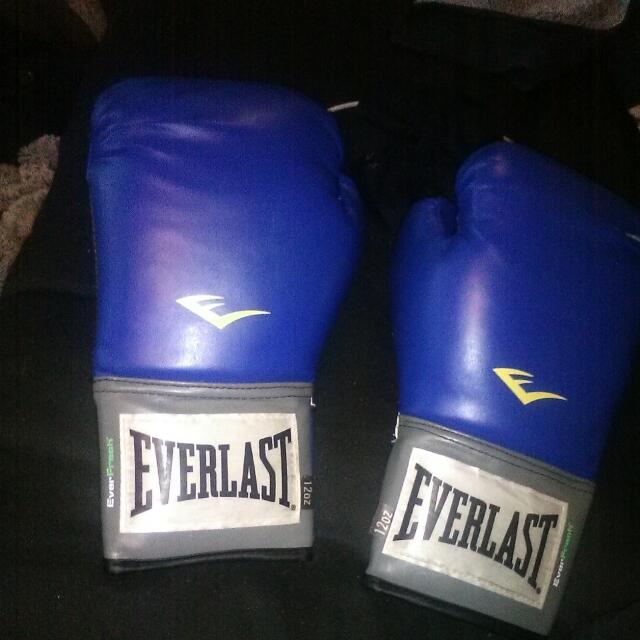 Boxing Gloves By Everlast