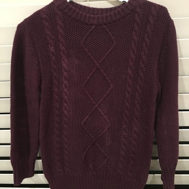 Boys Knit Jumper