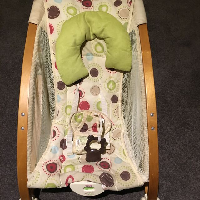 Fisher And Price Baby Studio Rocker And Seat