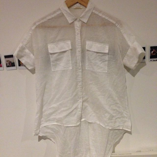 GORMAN button Up Cotton Shirt