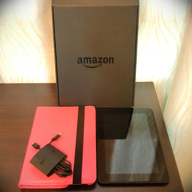 Kindle Fire Tablet HD 8.9