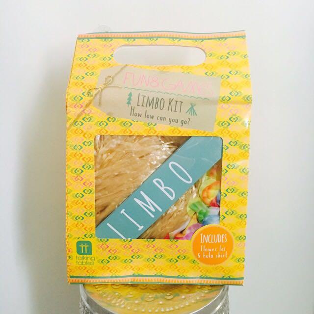 Luau Limbo Hula Kit