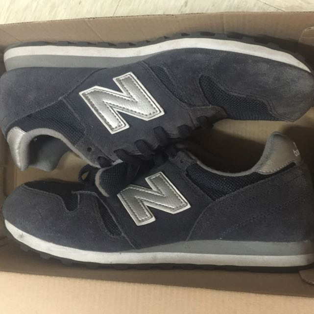(Oh Hold)New Balance 373 深藍色波鞋