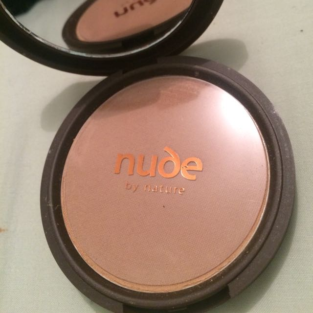 Nude By Nature Pressed Mineral Foundation