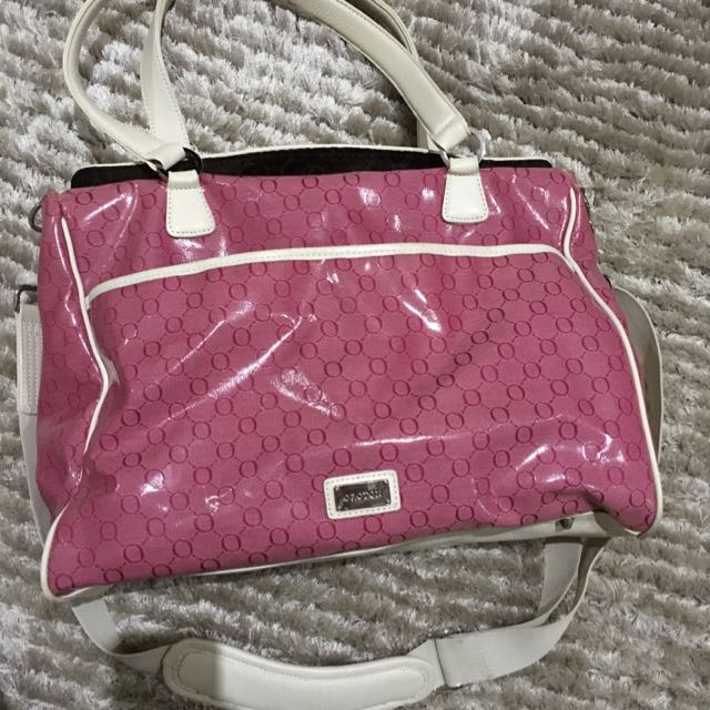 Oroton Baby Bag