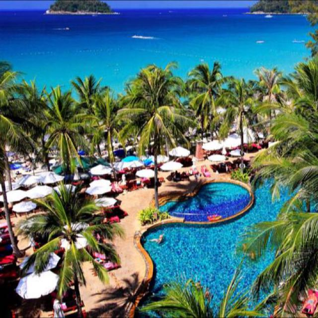 Et Hotel Kata Beach Resort And